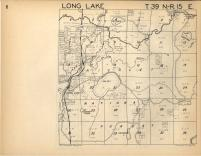 Long Lake T39N-R15E, Florence County 1957